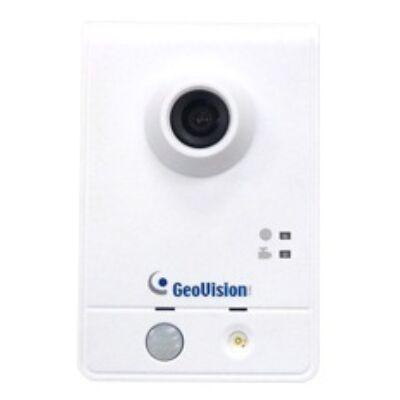 Geovision GV CA120 beltéri IP kamera 1.3Mpixel, Beépített mozgásérzékelő + LED világítás