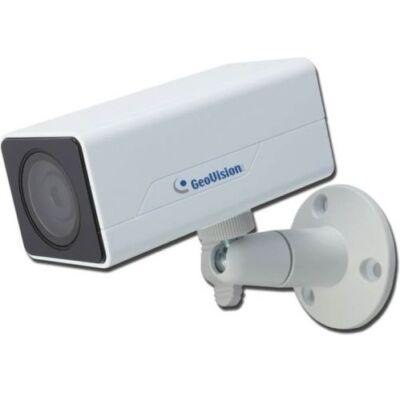 Geovision GV UBX1301-1F beltéri IP kamera 1.3 Mpixel 4mm, optikával, IR ledekkel