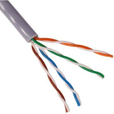 UTP kábel fali (tömör ér)