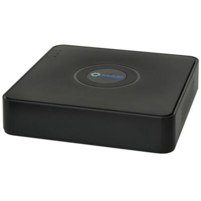 MZ 80W zajtalan 8 csatornás rögzítő FullHD-s IP kamerákhoz, ajándék egér, 3 év garancia!