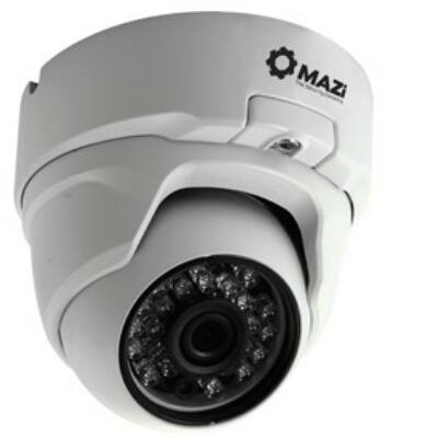 MAZI IVN-42MR, 4MP kültéri dóm IP kamera, éjjellátó, max 25m IR táv, Motoros zoom, max 106° látószög, 3 év garancia, díjtalanul szállítjuk!