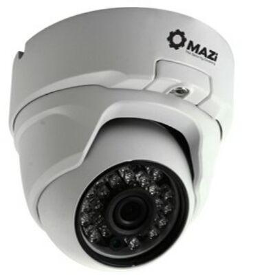 MAZI IVN-41IR, 4MP kültéri dóm IP kamera, éjjellátó, max 20m IR táv, 74° látószög, POE, 3 év garancia, díjtalanul szállítjuk!