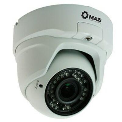 MAZI IVN-21VRL 2MP FullHD kültéri IP dóm kamera, max 30m IR táv, 99,8° látószög, 3 év garancia, díjtalan szállítás!