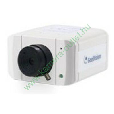 GeoVision GV BX1500-F 1.3 Mpixel IP boxkamera fix objektívvel (2,8, 4, 8, vagy 12 mm optikával rendelhető) POE/12V