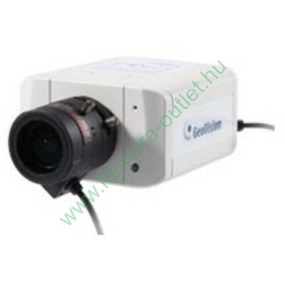 GeoVision GV BX1500-3V 1.3 Mpixel IP boxkamera varifokálsi objektívvel (2.8-12 mm) POE/12V