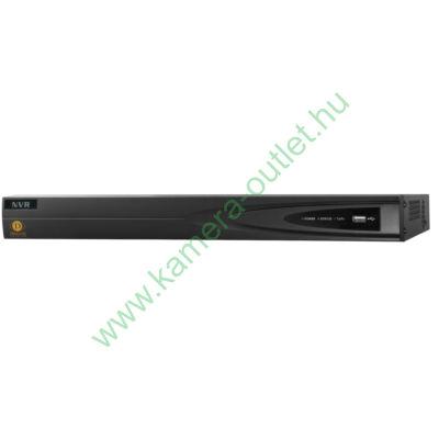 Digicam DPI-1640M2EA 16 cs. Rözgítő max. 5MP IP kamerákhoz, VGA, HDMI, 2db SATA, 2db USB, 1db hangcsatorna,Riasztási I/O: 4/1,  gyári DDNS, 10/100/1000 LAN,  egér