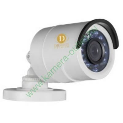 DIGICAM DPTB-4021 DIGICAM HD-TVI Kültéri IR kamera, 2MP CMOS, valós D&N, 2,8mm(102°) optika, max. 20 IR táv (20db), SMART IR