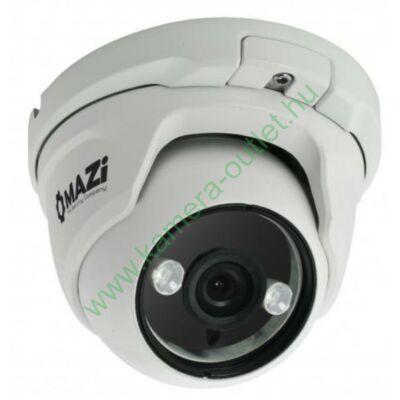 MAZI TVN 21IRL 2MPixel (FullHD) Kültéri kamera HDTVI/HDCVI/AHD és Analóg rögzítőkhöz, éjjellátó:20m IR táv, 91° látószög, 3 év garancia!