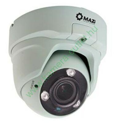 MAZI TVN 41VR 4MPixel Kültéri kamera HDTVI/HDCVI/AHD és Analóg rögzítőkhöz, manuális zoom, éjjellátó:30m IR táv, 90° látószög, 3 év garancia, díjtalan szállítás!