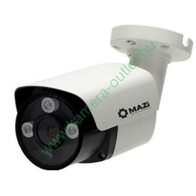 MAZI IWN-23IR FullHD (2 Mpixel) kültéri IP kamera, max. 25m IR táv, 95° látószög, 3 év garancia,díjtalan szállítás