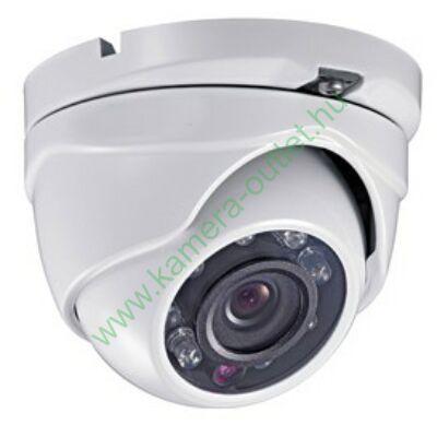 MAZi TVH21 HDTVI 2Mpixel CMOS érzékelő 1080p/25fps felbontás, valós D&N, max. 16-23m IR táv (24db), Smart IR, 2.8mm/ICR   3.6mm/ICR (80.9°)