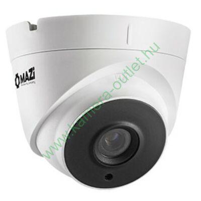 MAZI TVH 21XRP 2MPixel (FullHD) Kültéri HDTVI kamera, éjjellátó:20m IR táv, WDR funkció, 104° látószög, 3 év garancia, díjtalanul szállítjuk!