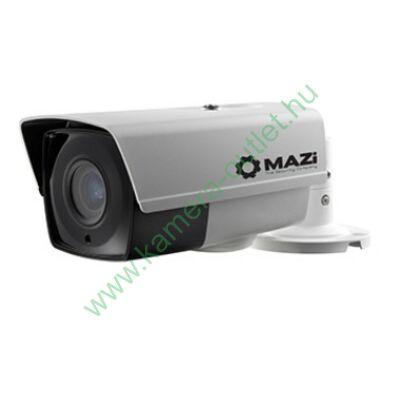 MAZi TWC 52MR 4MPixel Kültéri kamera HDTVI/HDCVI/AHD és Analóg rögzítőkhöz, éjjellátó:40m IR táv, max 96° látószög, 5x Motoros zoom, 3 év garancia, díjtalan szállítás!