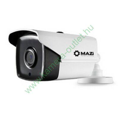 MAZI TWC 52XR 4MPixel Kültéri kamera HDTVI és Analóg rögzítőkhöz, éjjellátó:40m IR táv, 86° látószög, 3 év garancia, díjtalan szállítás!