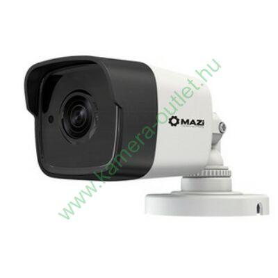 MAZI TWH 22XRP  2MPixel Kültéri kamera HDTVI és Analóg rögzítőkhöz, éjjellátó:20m IR táv, 104° látószög, 12dB WDR, 3 év garancia, díjtalan szállítás!