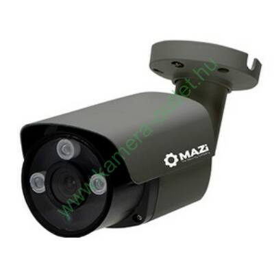 Mazi TWN-23SMIRB 2MPixel Kültéri kamera HDTVI és Analóg rögzítőkhöz, éjjellátó:25m IR táv, 84° látószög, 3 év garancia, díjtalan szállítás!