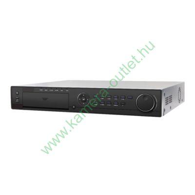MZ 80HT 8+2csatornás Hibrid H.264+ rögzítő, 8db 3Mpixeles HD-TVI/analóg kamerákhoz+2 db 4Mpixeles IP kamerához