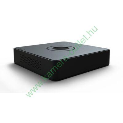 MZ 40MTS 4+2 csatornás rögzítő, 4 db Analóg/FullHD HDTVI kamerákhoz, 2 db 6 Mp. IP kamerához . Zajtalan működés, ajándék egér, magyar menü, 3 év garancia