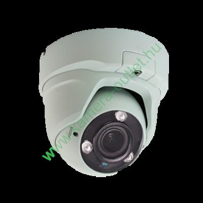 MZ 4T53D4 4MPixel Kültéri kamera HDTVI/HDCVI/AHD és Analóg rögzítőkhöz, manuális zoom, éjjellátó:30m IR táv, 90° látószög, 3 év garancia!
