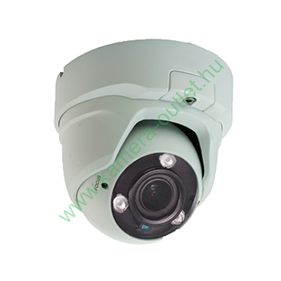 MZ 4T53D4 4MPixel Kültéri kamera HDTVI/HDCVI/AHD és Analóg rögzítőkhöz,4x manuális zoom, éjjellátó:30m IR táv, 90° látószög, 3 év garancia!