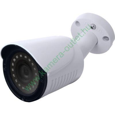 MZ T20B4 2MPixel (FullHD) Kültéri kamera HDTVI/HDCVI/AHD és Analóg rögzítőkhöz, éjjellátó:20m IR táv, 91° látószög, 3 év garancia!