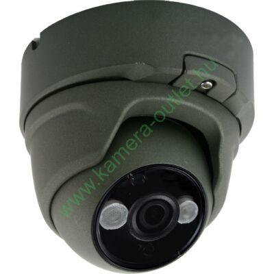 MZ T23DB 2MPixel (FullHD) Kültéri kamera HDTVI/HDCVI/AHD és Analóg rögzítőkhöz, éjjellátó:20m IR táv, 108° látószög, 3 év garancia!