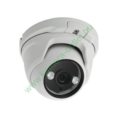 MZ T20D4 2MPixel (FullHD) Kültéri kamera HDTVI/HDCVI/AHD és Analóg rögzítőkhöz, éjjellátó:20m IR táv, 84° látószög, 3 év garancia!