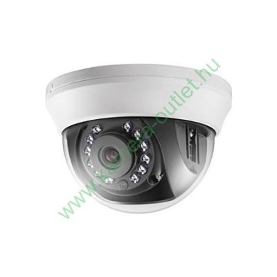 MZ TH21D beltéri 2 Mpixeles HDTVI dóm kamera (analóg rögzítőköz is), max 20m IR táv, 91° látószög! 3 év garancia!