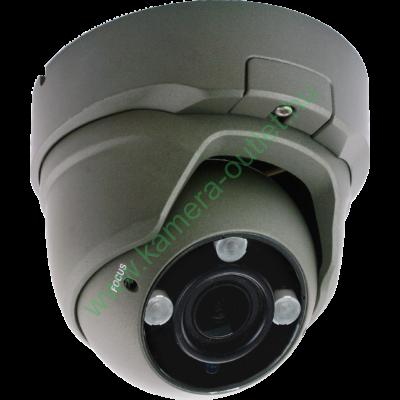 MZ T53D4B 2MPixel (FullHD) Kültéri kamera HDTVI/HDCVI/AHD és Analóg rögzítőkhöz, éjjellátó:30m IR táv, max 108° látószög, manuális zoom, 3 év garancia!