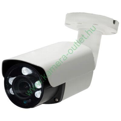 MZ T56B4 2MPixel (FullHD) Kültéri kamera HDTVI/HDCVI/AHD és Analóg rögzítőkhöz, éjjellátó:50m IR táv, max 108° látószög, manuális zoom, 3 év garancia!