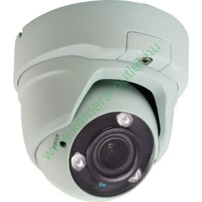 MZ 4i50DMR, 4MP kültéri dóm IP kamera, éjjellátó, max 25m IR táv, Motoros zoom, max 99° látószög, 3 év garancia!